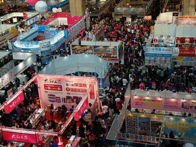 桃猿隊LamiGirls將3/18-19熱情站台2017台北國際春季旅展