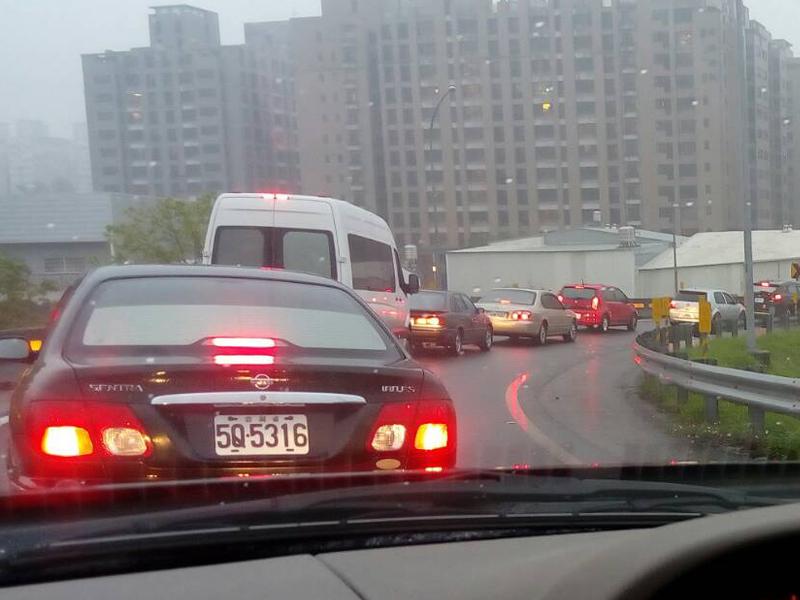 清明節連假-中市交通疏導措施緩和車潮