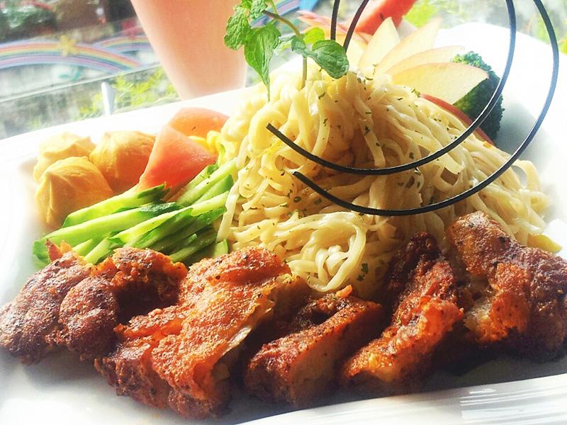 南投意麵搞創意躍昇西餐風味佳顛覆您的味蕾