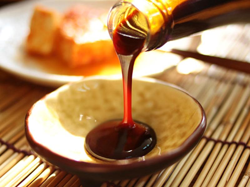 好醬油就是要吃古法黑豆釀造一吃就知道