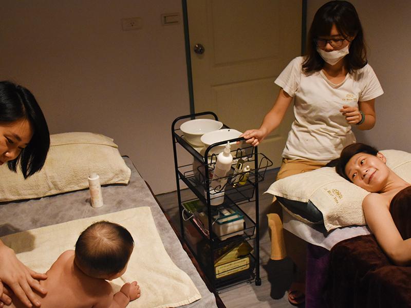 媽咪紓壓最貼心-母親節媽媽寶寶一起大優惠