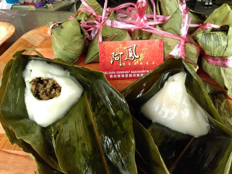 Q彈有勁的「粿粽」,嚐一口懷念的古早味