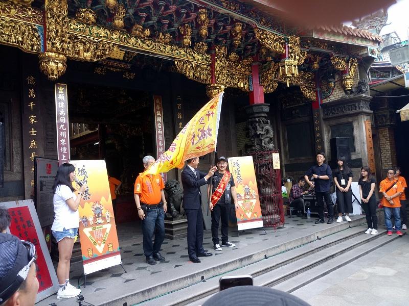 新竹都、台北府攜手「城隍祭」威靈啟航