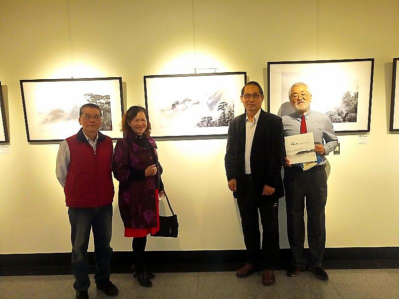 空靈之美黑白創作攝影展在新竹市文化局