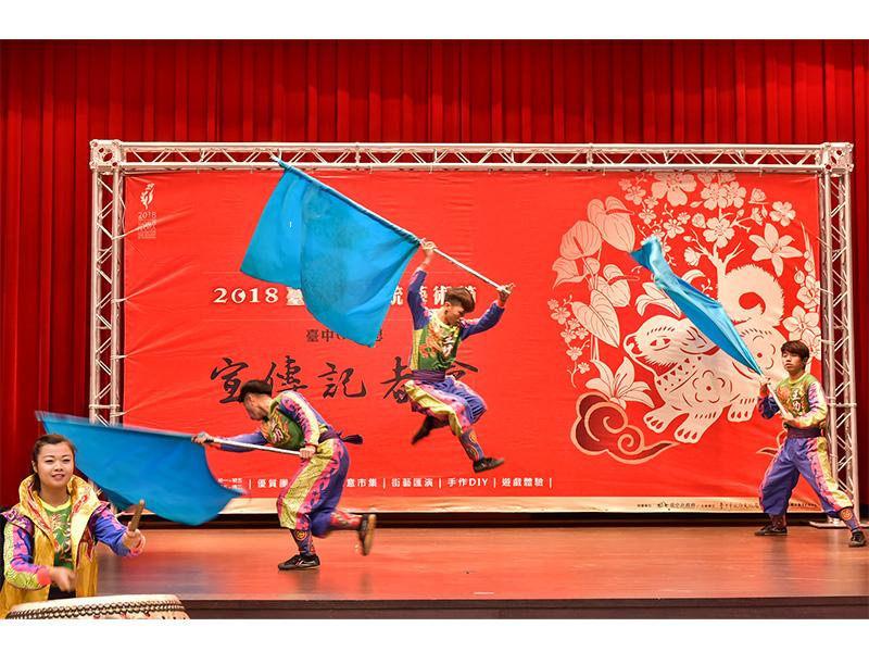 【春遊】傳藝走春2018臺中市傳統藝術節02/16-20
