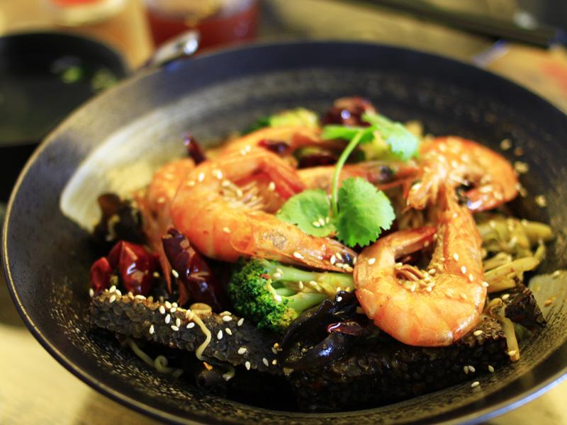 台中南屯麻辣乾鍋道地的川味美食