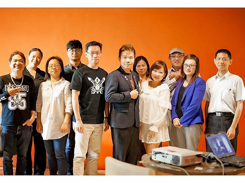 新竹市共好商圏計劃舉辦佈達活動
