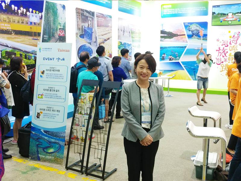 KOTFA韓國國際旅遊展深度遊-海灣之旅