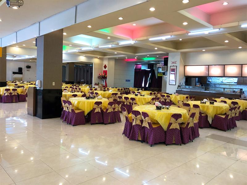 旅遊美食‧宴客聚餐│沙鹿金福華餐廳
