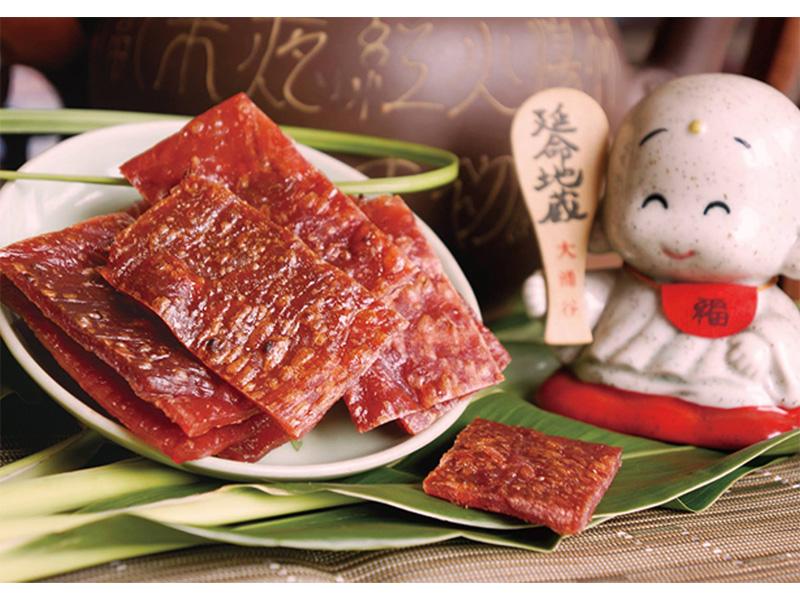 日常零食│年節禮盒首選-北斗李香瑩肉乾肉鬆