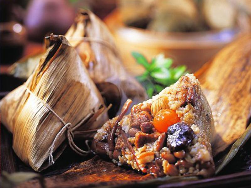 台南肉粽王-品香肉粽菜粽店