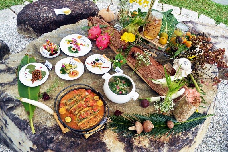 山城「慢」料理享受「慢」生活台中農戶與餐廳及旅宿業者合作共...