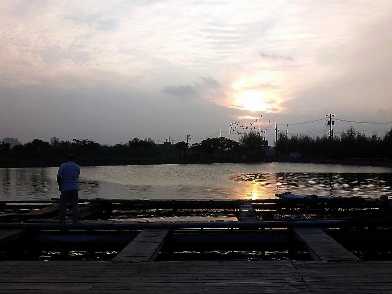 竹北西海岸正努力發展觀光休閒