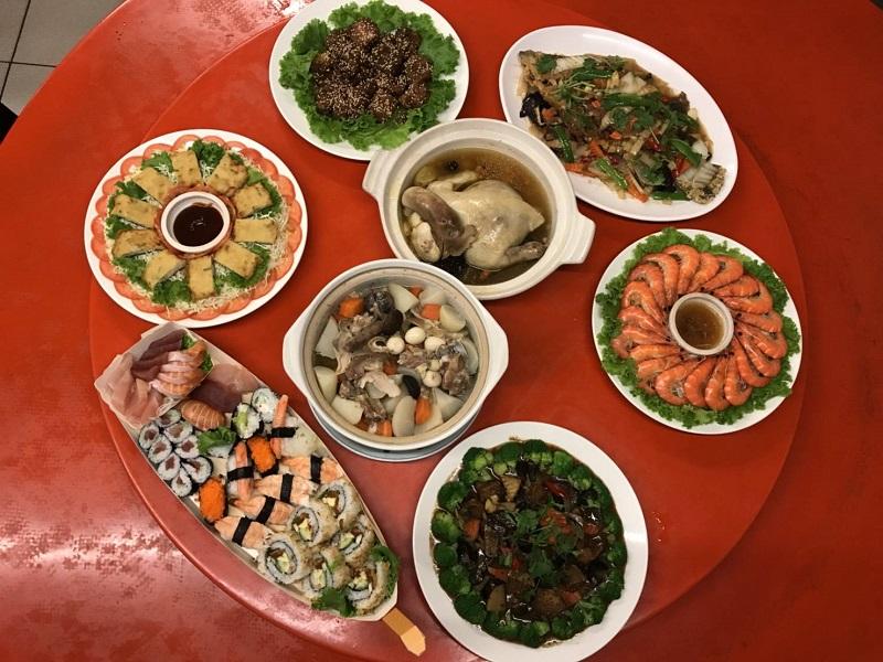 台南富屋日本料理2019外帶春節年菜開放預訂