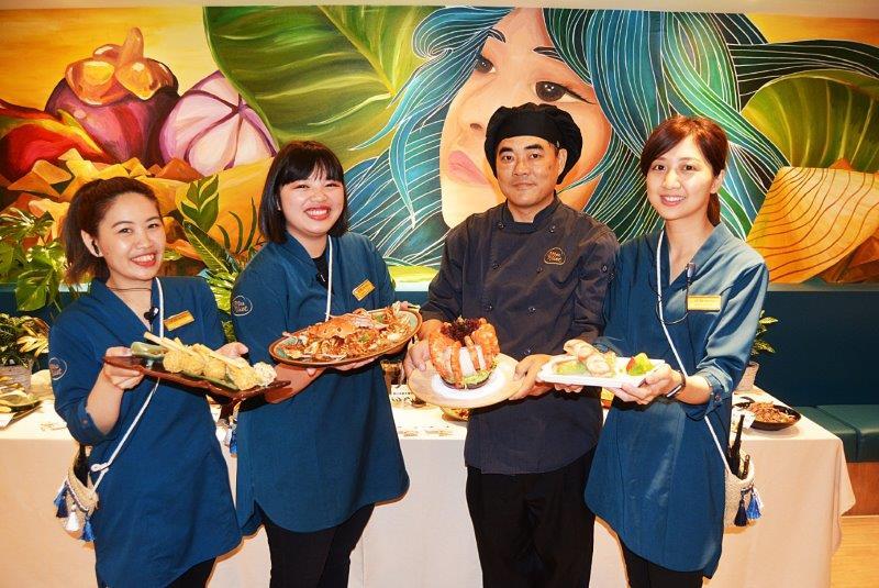 道地越式料理結合經典法式台中新餐廳搶進公益商圈越南風情兼具...