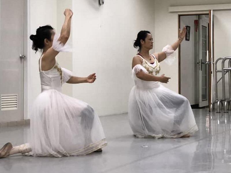 2019工作坊藝術節《樂齡芭蕾工作坊》