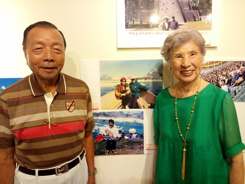 櫻花爺爺楊根棟攝影展帶你環遊世界