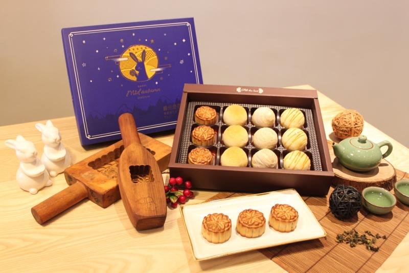 2019中秋月餅禮盒就是要老師傅手工製作的最對味