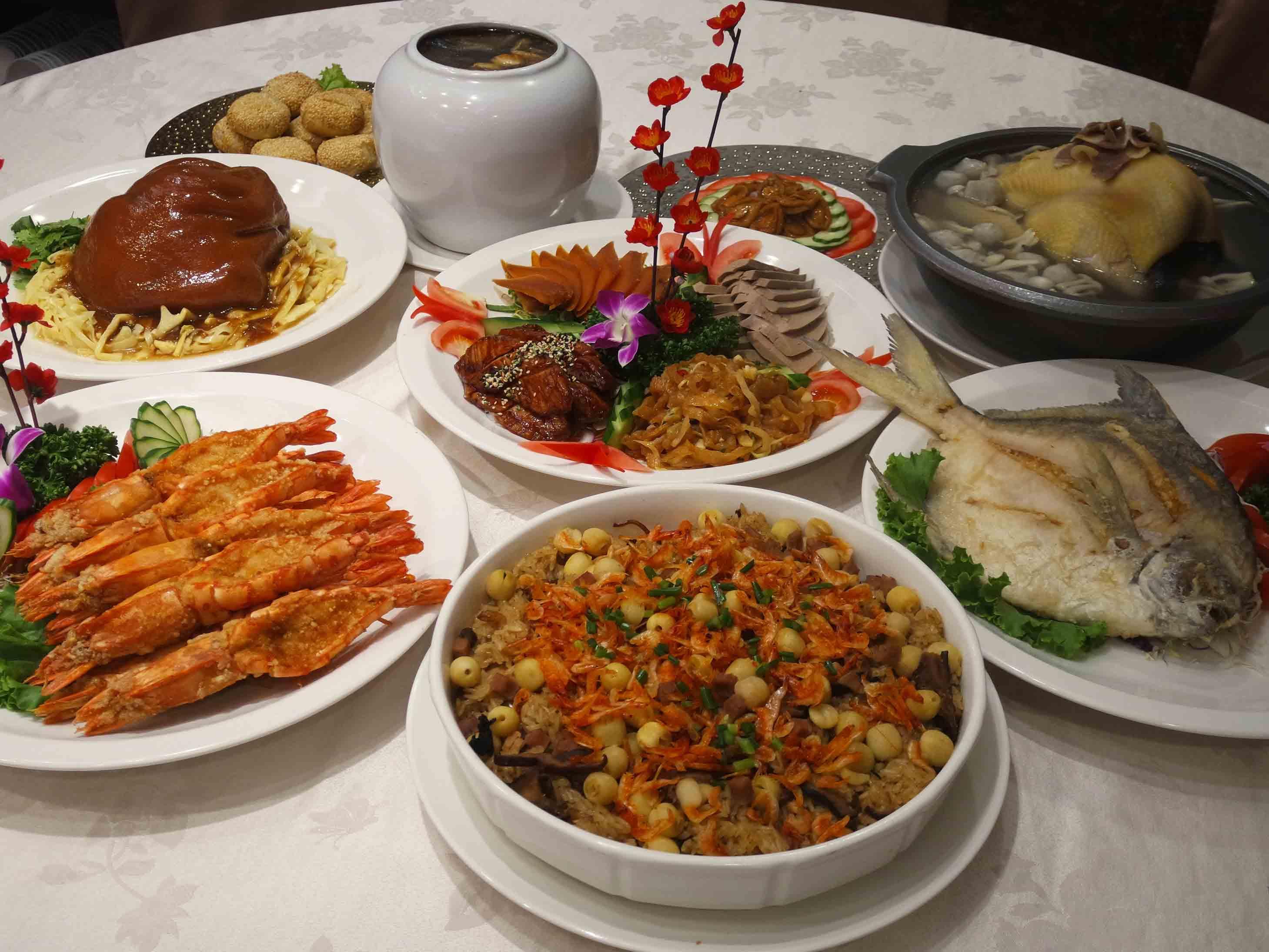 台北冠軍台菜餐廳年菜搶先推出