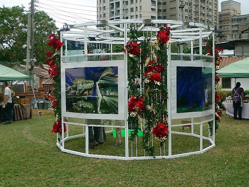 「光耀六家」跨領域花藝裝置藝術展