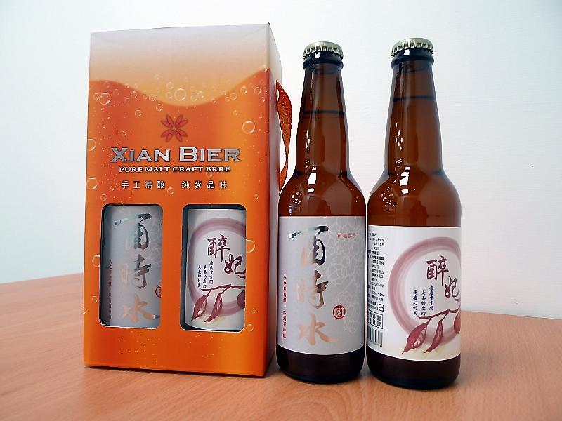 泡啤酒澡不必到捷克來新竹就可以