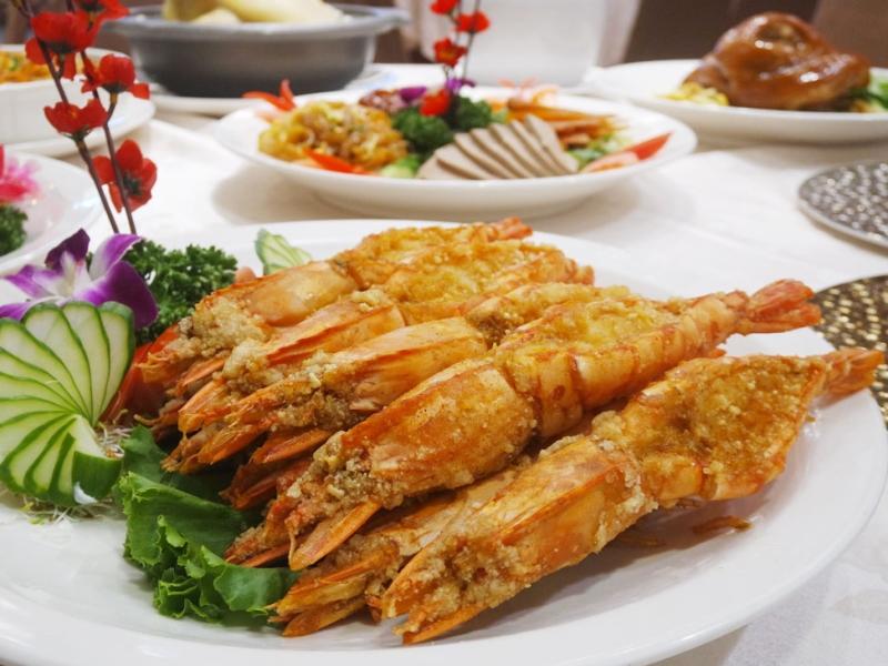 台北老字號台菜餐廳推出端午節防疫套餐
