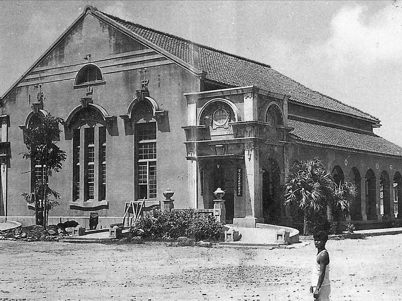 重磅課程暢談新竹公會堂的歷史與未來